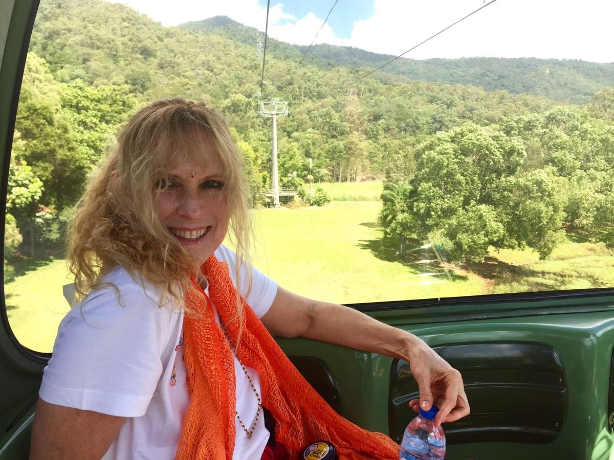 Skyway Cablecar through Daintree Rainforest