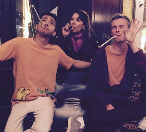 Matt, Daya & Jack