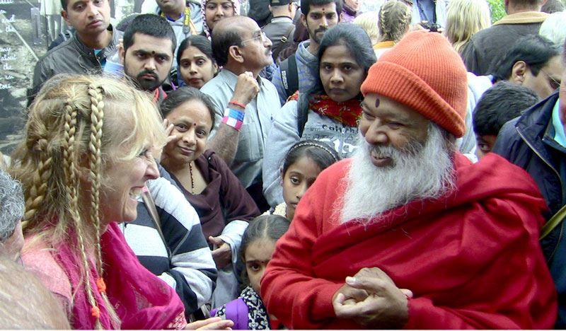 Kaliji & Sri Swamiji