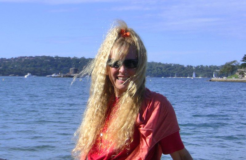 at Sydney Harbor