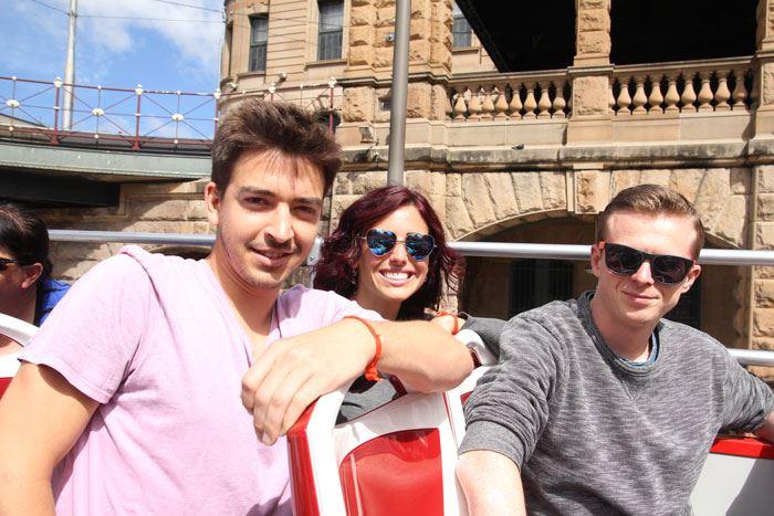 Matt, Ranjani & Jack