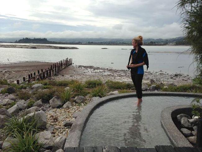 View of Rototua Lake