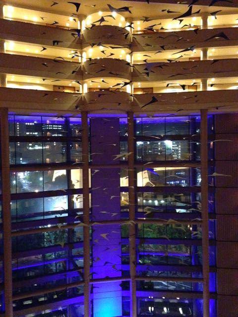 RenderVous hotel inside
