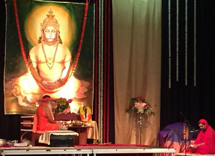 Sri Swamiji & Bala Swamiji
