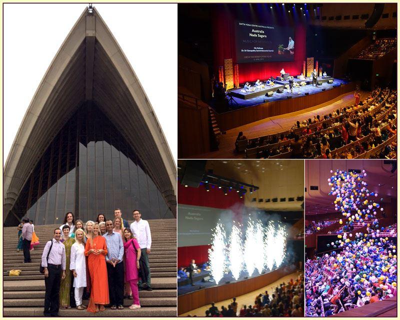 SriSwamiji_OperaHouse_Concert