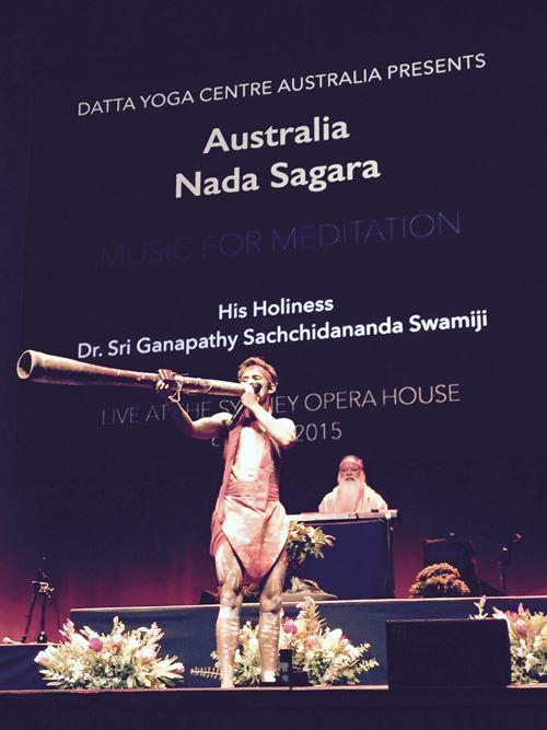Indigenous to Australia Didgeridoo