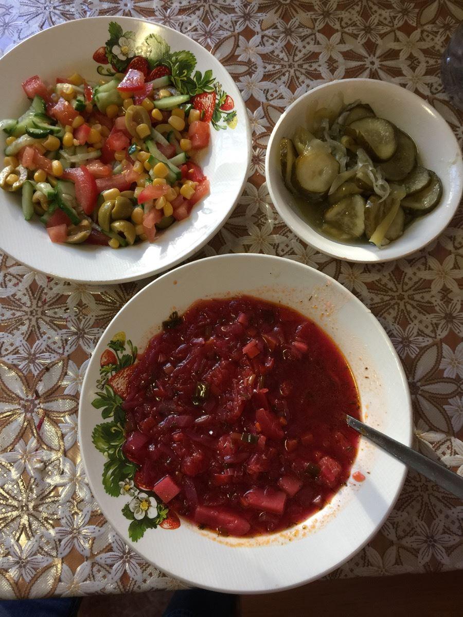 Russian Dinner