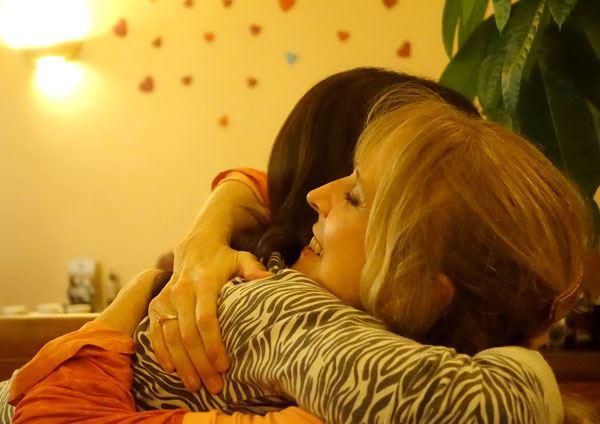 hug from Tyumen