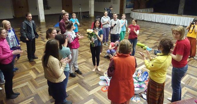 Happy Birthday to Oksana