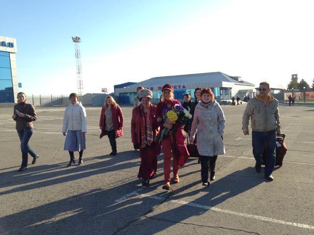 Barnaul Airport
