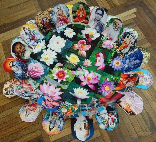 Lotus designed by Natalia
