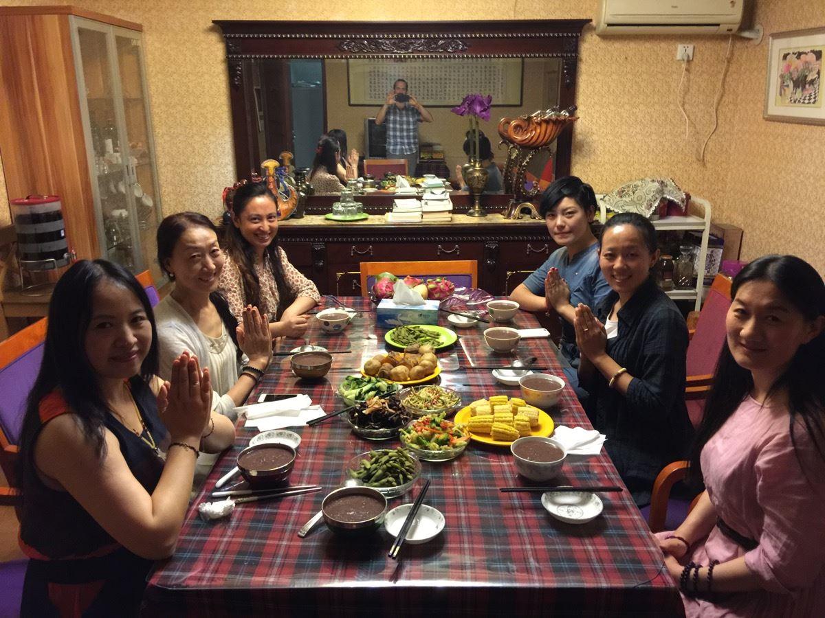 TriYoga Family Dinner