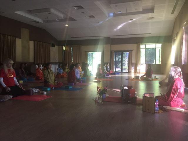 Mysore TriYoga classes