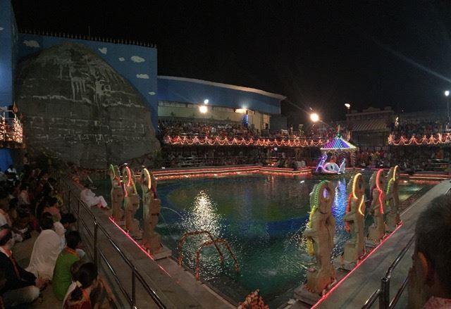 Teppotsavam (raft festival)