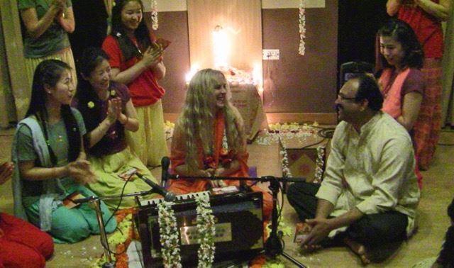 Kaliji and Prasann on TY36