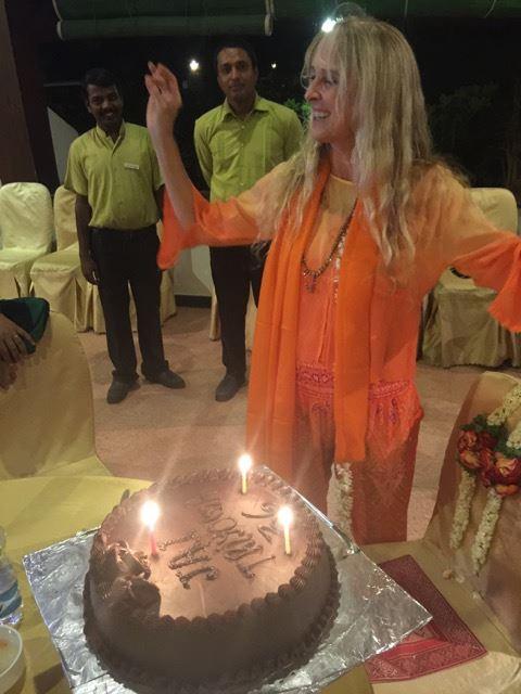 TY36 anniversary cake
