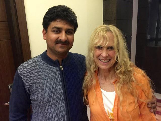 North India coordinator Deepak