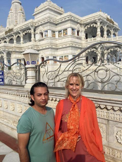 Shaker and Yogini Kaliji