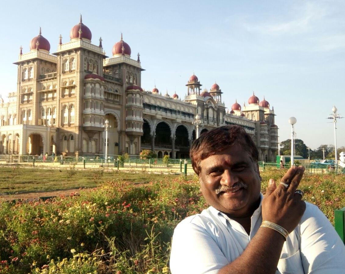 Sri Kant, Mysore transportation coordinator