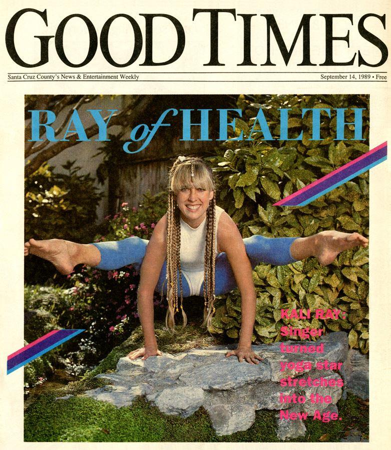 GoodTimes_RayofHealth_cover_Yogini_Kaliji_TriYoga
