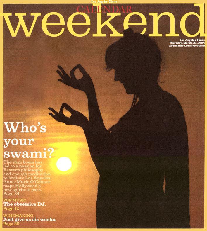 LosAngeles_Times_2004_Pg1_YoginiKaliji_TriYoga