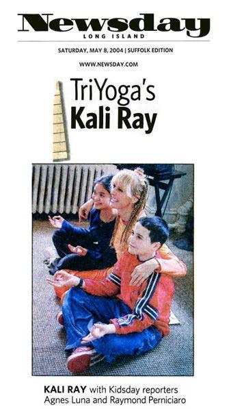 Newsday_Kidsday_2004_YoginiKaliji_TriYoga1