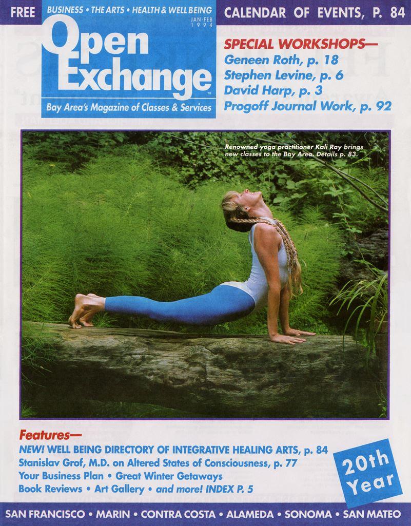 OpenExchange_1994_cover_YoginiKaliji_TriYoga