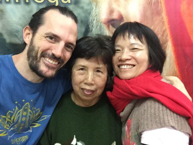 New Basics/Level 1 teacher Hsiu Feng