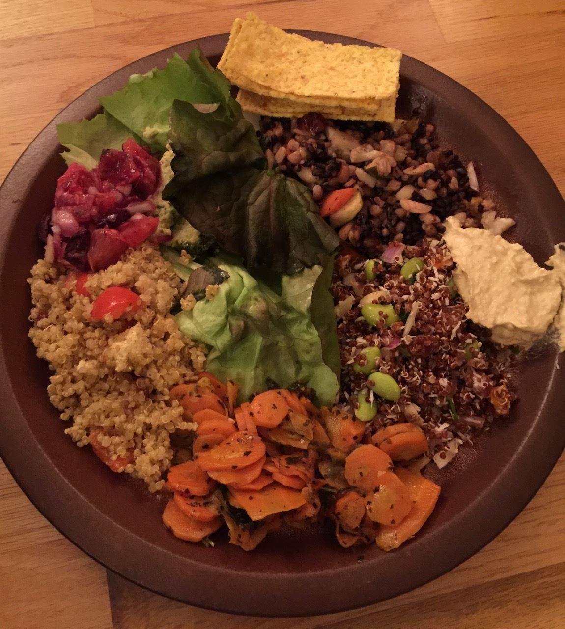 Amazing Vegan Meal