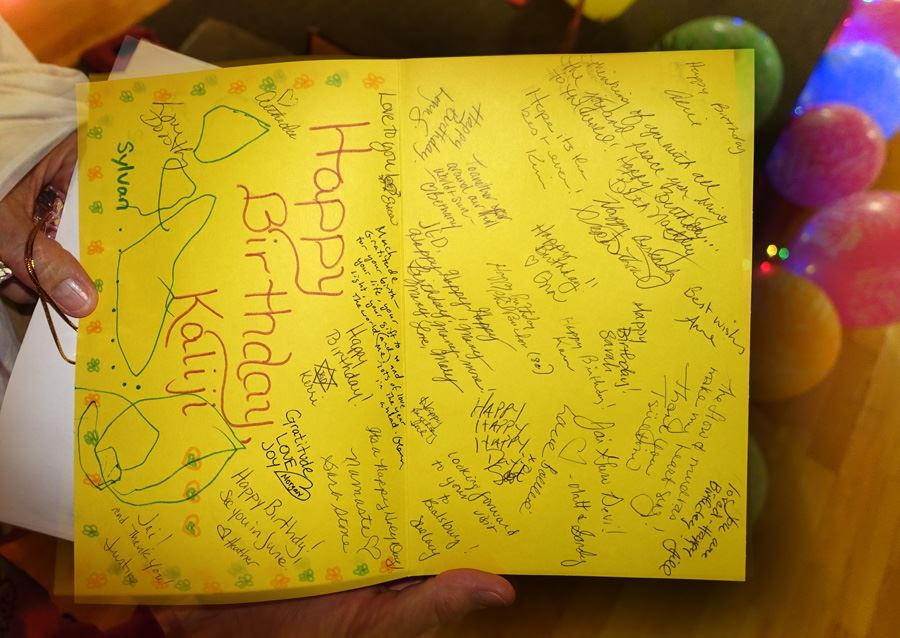 Birthday wishes from TYC of Central PA