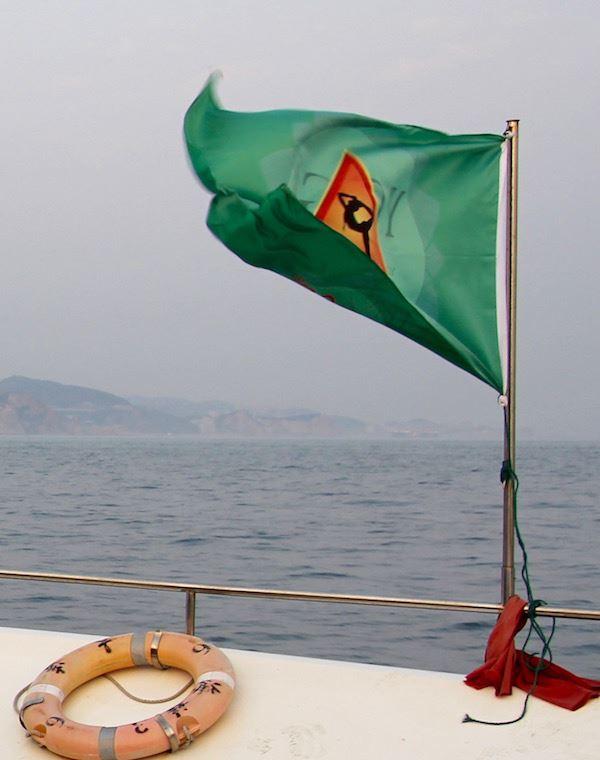 TriYoga Flag