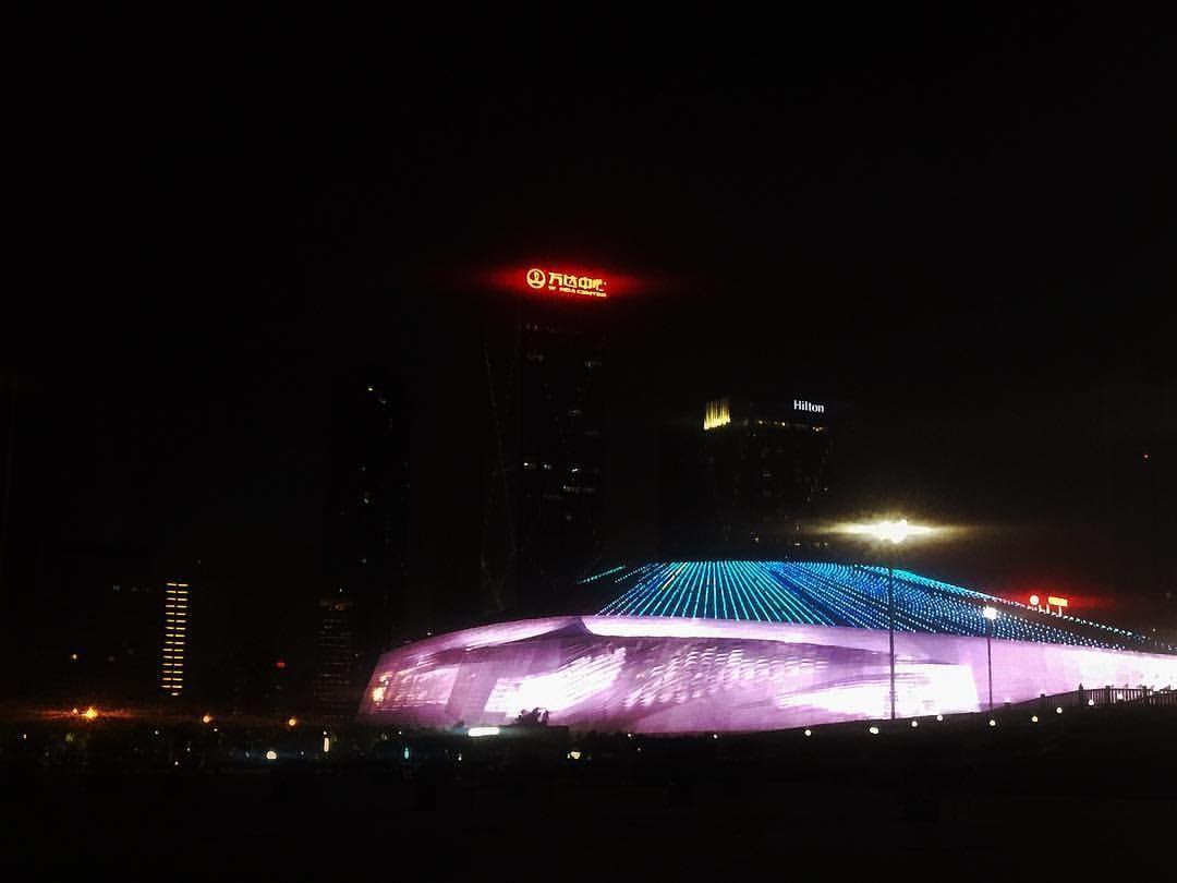 Dalian_Conference_Center_night_byBhavna