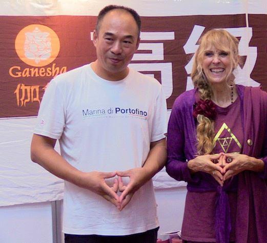 Ganesha store at Expo