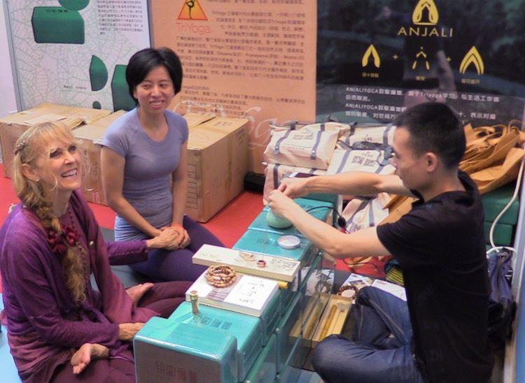 TY teacher Zhu Zhu and her husband