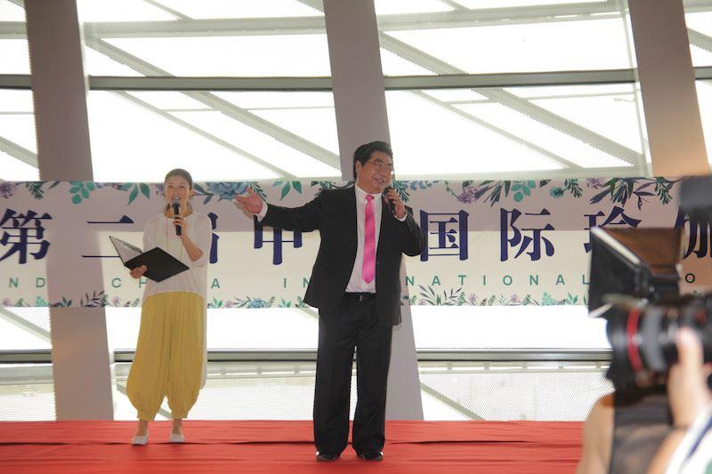 Speech by Jack Zhao