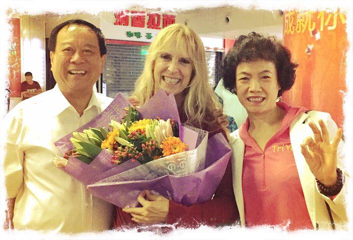 with Yonglu and YoLi
