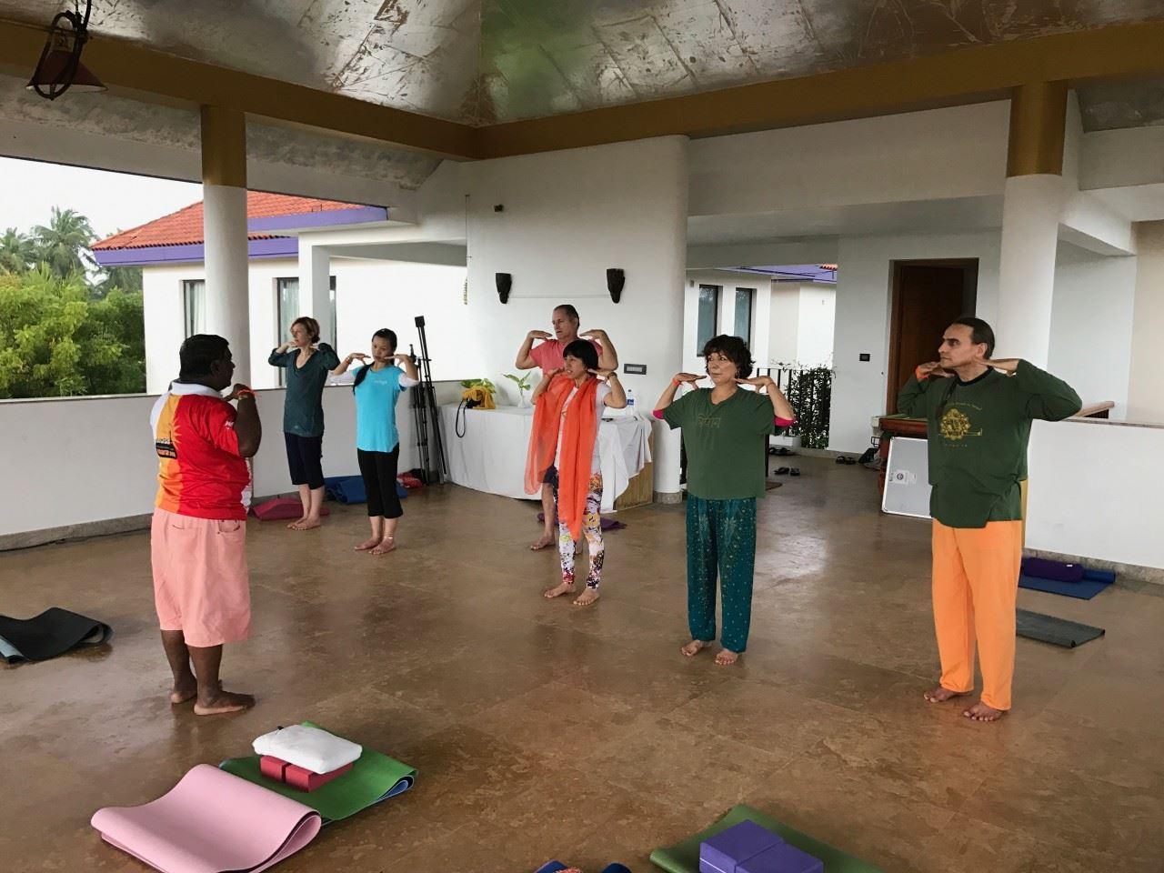 Sri Kant Dance Class