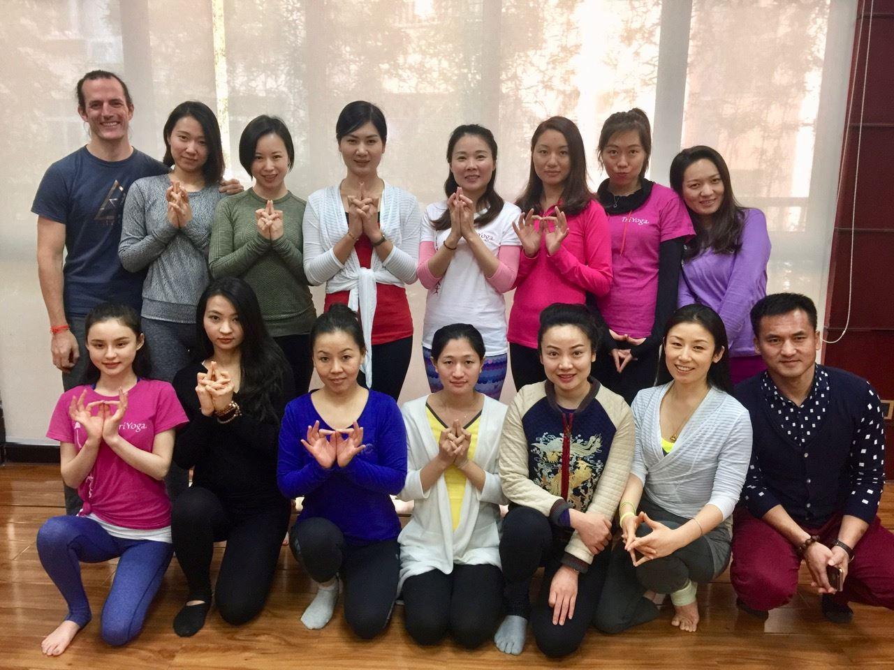 Basics Teacher Training Group