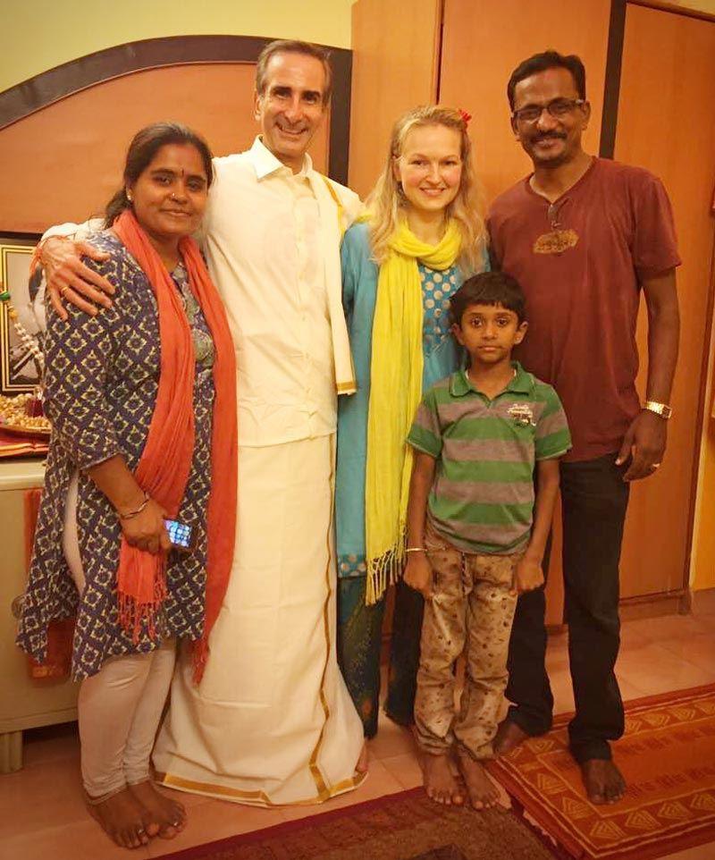 Nalini, Dr. G, Ganga, Adi, Shreedhar