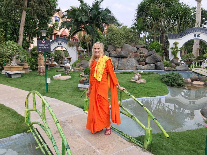 in Kishkindha Moolika Bonsai Garden