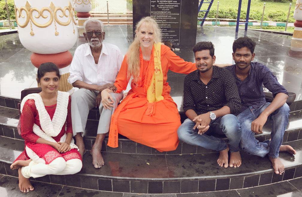 RK Swami Family