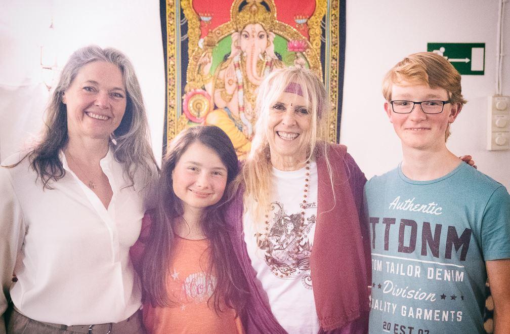 Tina, Sophie-Christine, Johannes