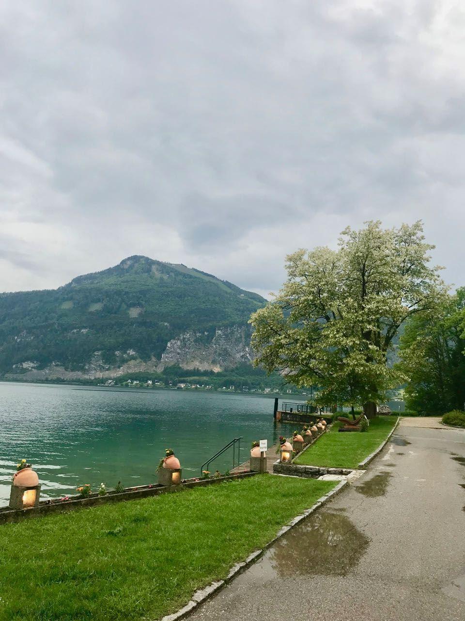 Zell_Am_Moos_Lake