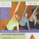 Basics Teacher Training with Theresa Shay ~ Sept '18-March '19