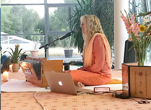 Yoga Sutras and Q&A