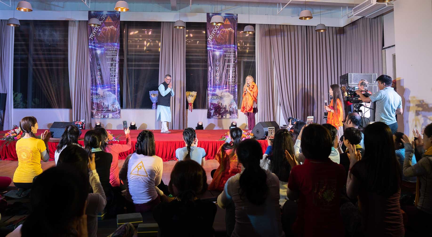 TriYoga Celebrations, Yogini Kaliji