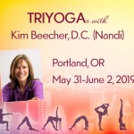 TriYoga with Kim Beecher, D.C. (Nandi)