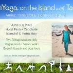 TriYoga Retreat with Tarini (POSTPONED)
