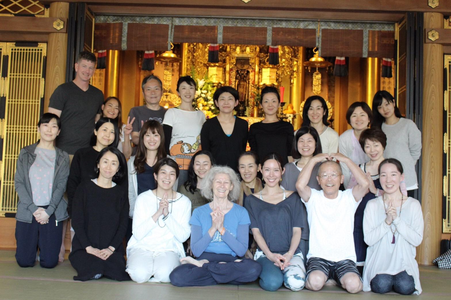 Hiroshima_YogaPeace_Group