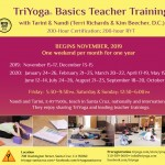 Basics-200 TYTT with Nandi and Tarini ~Nov '19-Oct '20